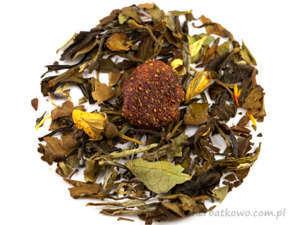 Herbata biała aromatyz. Nektar Bogów