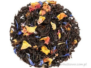 Herbata czarna Francuskie Winogrona