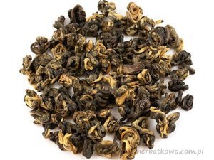 Herbata czarna Golden Downy