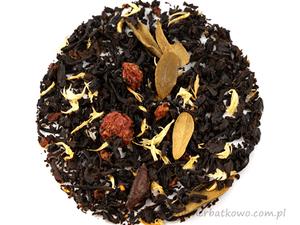 Herbata czarna Leśne Dary
