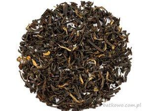 Herbata czarna Yunnan Golden Tipped Organic