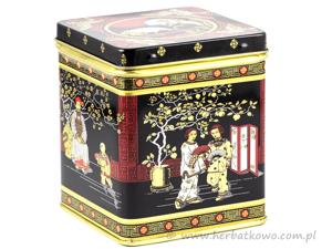 Puszka na herbatę Black Japan 100g