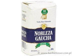 Yerba Mate Nobleza Gaucha Suave 0,5 kg