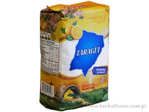 Yerba Mate Taragui Naranja de Oriente 0,5 kg