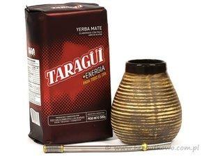 Yerba Mate Zestaw Taragui Energia