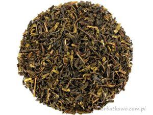 Zielona herbata Darjeeling Green Puttabong