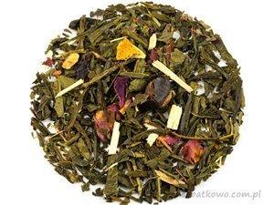 Zielona herbata Sencha Nektar Druidów