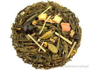 Zielona herbata Sencha Powiew Wiosny