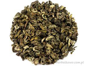 Zielona herbata Yunnan Silver Tips