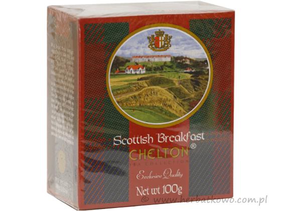 Herbata Chelton Scottish Breakfast 100g