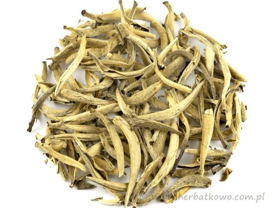 Herbata biała White Pu Erh King