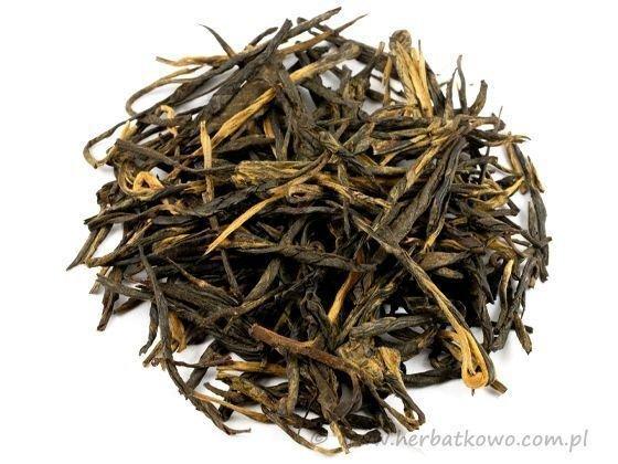 Herbata czarna Black Needle