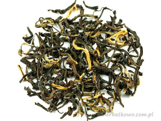 Herbata czarna China Golden Monkey