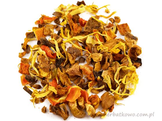 Herbatka owocowa Dynia i Kurkuma
