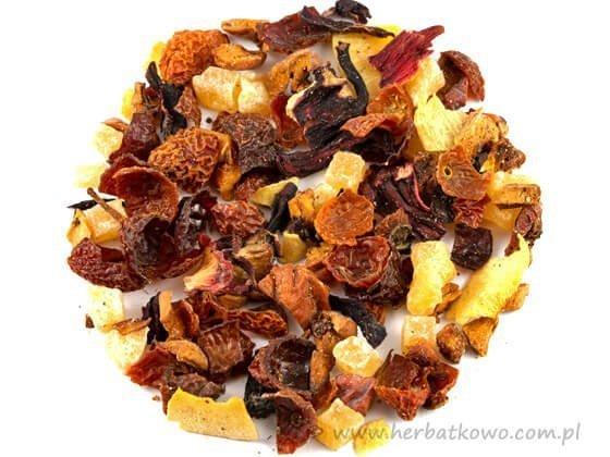 Herbatka owocowa Pina Colada