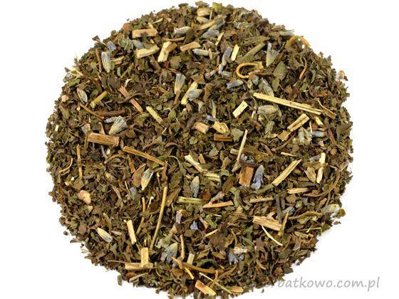 Herbatka ziołowa Czas Relaksu