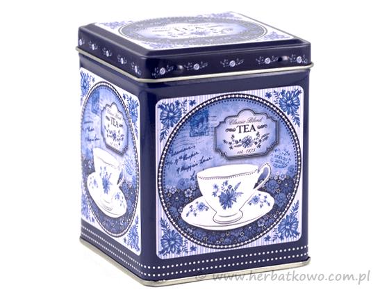 Puszka na herbatę Classic Tea 100g