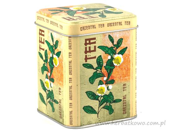 Puszka na herbatę Oriental Tea 100g