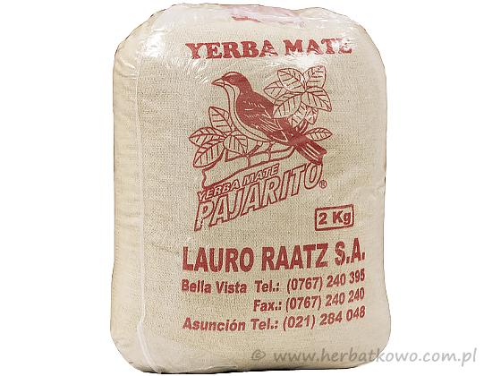 Yerba Mate Pajarito 2 kg worek