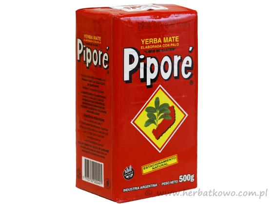 Yerba Mate Pipore 0,5 kg naturalna