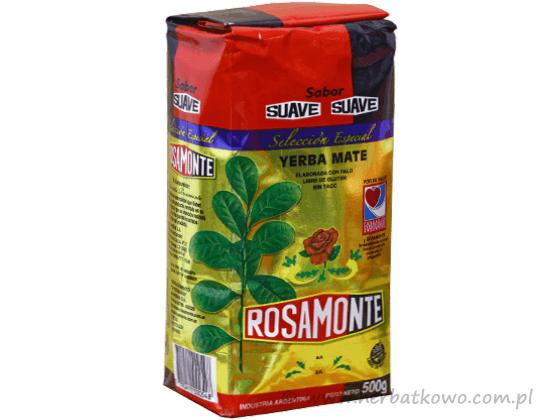 Yerba Mate Rosamonte Suave Especial 0,5 kg