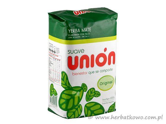 Yerba Mate Union Suave 1 kg