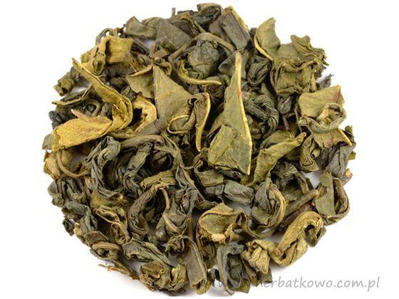Zielona herbata Ceylon Sencha