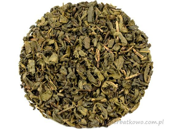 Zielona herbata China Gunpowder