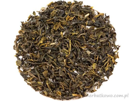 Zielona herbata Darjeeling Namring Upper SFTGFOP1