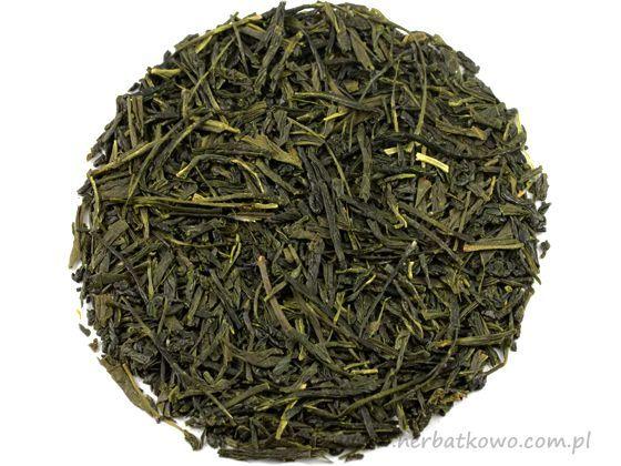 Zielona herbata Japan Sencha Miyazaki