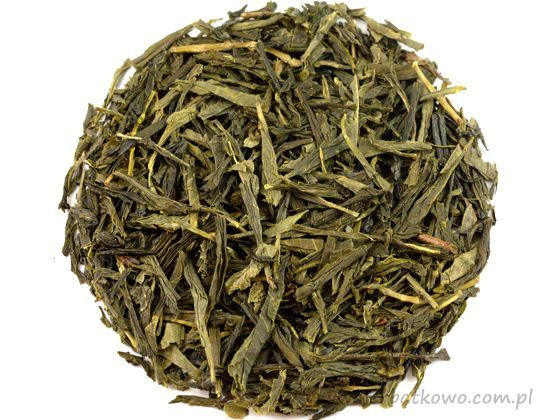 Zielona herbata Japan Sencha Organic