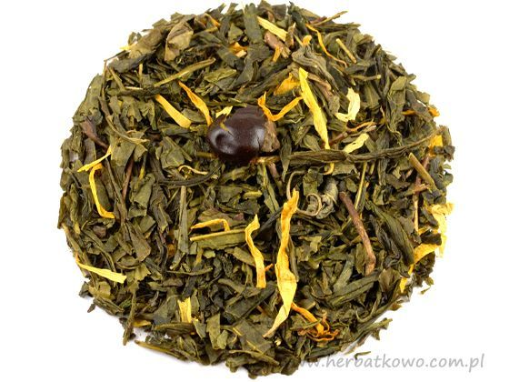 Zielona herbata Sencha Guarana