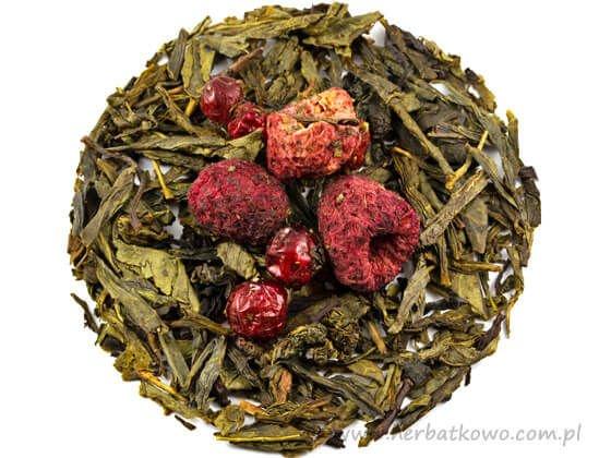 Zielona herbata Sencha Starlight
